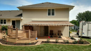 Retractable Awnings - Best Awnings - Best Blinds