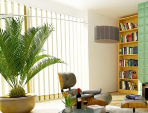 Vertical Blinds - Natural Light - Best Blinds